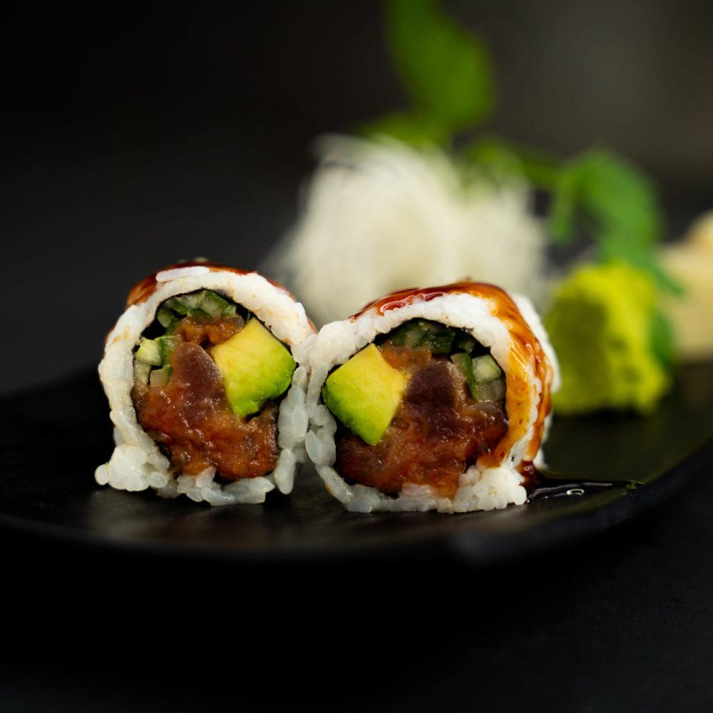 Hot  Tuna Roll