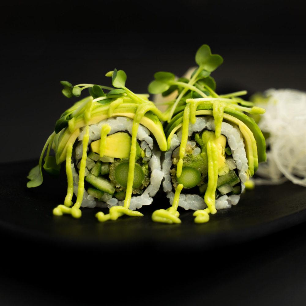 Green Vegi Roll